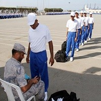 طلبات الدورة العسكرية
